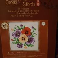 Blommor 25 cm x 25 cm PART