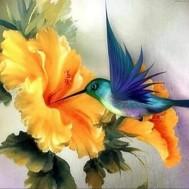Blommans nektar, fyrkantig 40x30cm