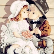 Ung kärlek, fyrkant eller rund