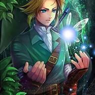 Zelda, fyrkantig 40x50cm