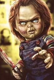 1,5-2v leveranstid - Chucky - 30x40cm