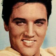 Elvis, fyrkant 50x80cm