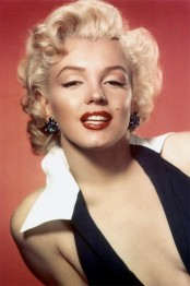 Marilyn Monroe, fyrkantig 50x70cm -
