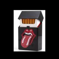 Cigarett - kort hållare tunga