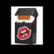 Cigarett - kort hållare mun