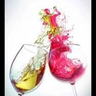 Vin skål, fyrkant 30x40cm