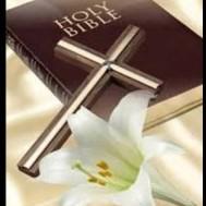 Bibel kors, fyrkant 40x50cm