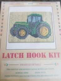 Traktor 52 cm x 38 cm - Traktor 52 cm x 38 cm