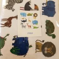 Stickers djungeldjur