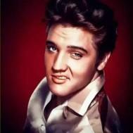 Elvis, fyrkant eller rund 40x50cm