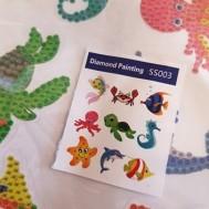 Stickers, hitta Nemos vänner 9 pack