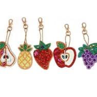 Nyckelring frukter