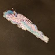 Bokmärke diamond painting my little Pony