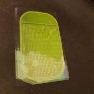 Antihalkskydd för pärltråg gul