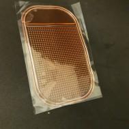 Antihalkskydd för pärltråg orange