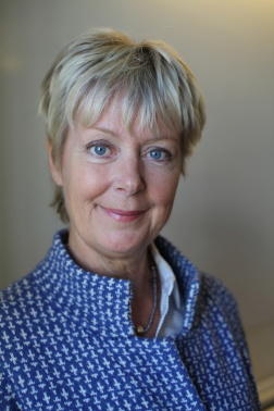 Charlotte Haglund, programansvarig