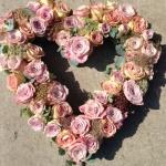 Öppet hjärta rosa