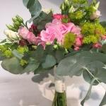 Brudbukett hortensia
