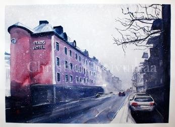 Storgatan II -