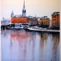 Gicléetryck Stockholm XVII