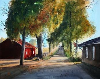 Laxmansväg II -