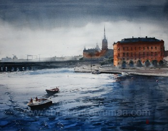 Stockholm XXXV -