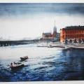 Gicléetryck Stockholm XXXV