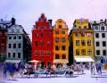 Gicléetryck Stockholm X