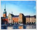 Gicléetryck Stockholm XXXIV