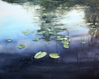 Sommarvatten -