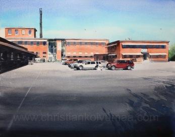Gicléetryck Mejerigatan 11 - Gicléetryck Mejerigatan 11 A4