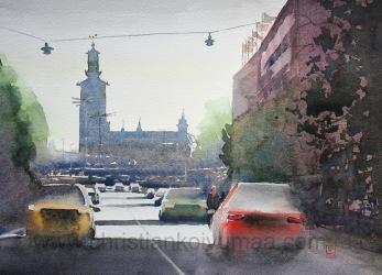Streets of Stockholm I -