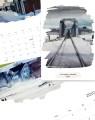Kalender - Tornedalen i akvarell