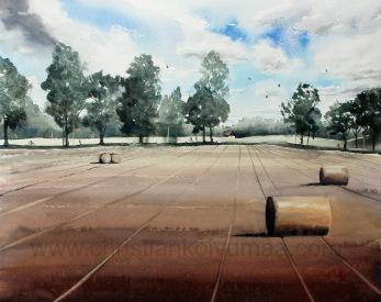 Gicléetryck Katrineholm XI - Gicléetryck Katrineholm XI A4