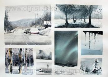 Collage II -