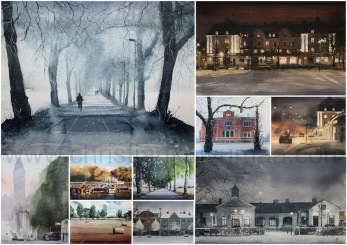 Collage Katrineholm - Collage Katrineholm A2