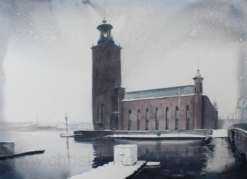 Gicléetryck Stockholm XXXXII - Gicléetryck Stockholm XXXXII A4