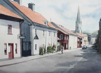 Gicléetryck Linköping I - Gicléetryck Linköping I A4