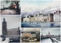 Collage Stockholm 2020