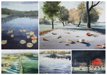 Collage Katrineholm 2020 - Collage Katrineholm 2020 A2