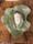 Grön buddha
