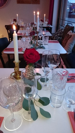 Alla Hjärtans Dag-middag hos VERAS Deli & Café