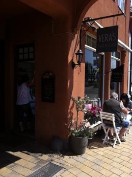 Här finns VERAS Deli & Café