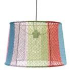 Multifärgad taklampa