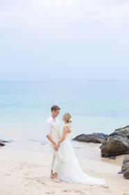 Andreas och Carina, Thailand