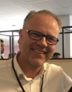 Anders Larsson, Concept Manager Next Education / Kinnarps
