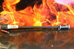 Avanti Kartläsarlampa - 305mm öppning på sidan