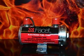Elbränslepump Redtop