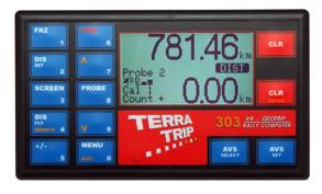 Terratrip 303 GeoTrip V4