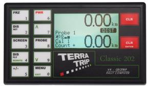 Terratrip 202 Classic GeoTrip V4